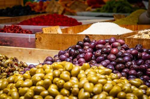 come fare le olive in salamoia